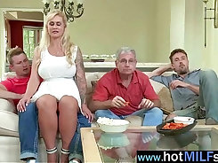MILF XXX: mommies showing their wet pussies prior to getting fucked silly